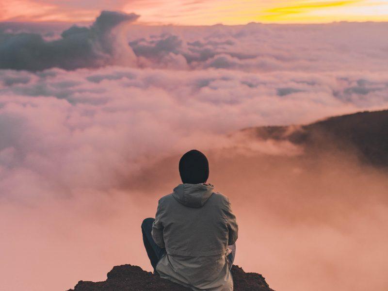 40 dagen, 40 min mediteren.